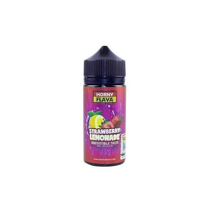 Strawberry Lemonade (100ml)