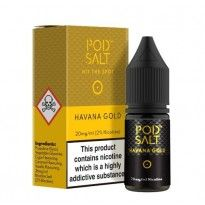 Pod Salt Havana Gold