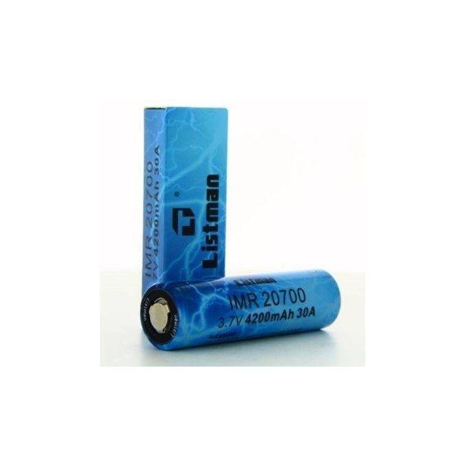 Bateria Listman 20700 4200mah 30A