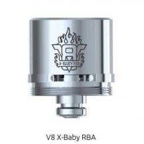 V8 X Baby RBA