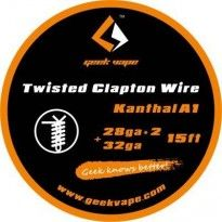 Geekvape Twisted Clapton Wire