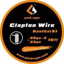 Clapton Kanthal 28ga+32ga