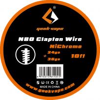 Clapton NI80 24ga+36ga