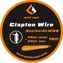 Clapton Ka/NI80 26ga+32ga