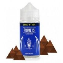 Prime 15 50ml + Booster 18mg