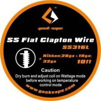 SS Flat Clapton
