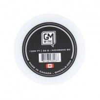 GM Coils NI80 36GA (75 Metros)