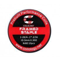 Framed Staple NI80